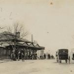 Sale Railway station