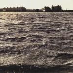 Sale Harriers ground floods